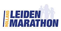 Logo van de Leiden Marathon