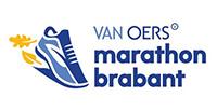 Logo van de Van Oers Marathon Brabant