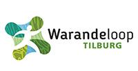 Logo van de Warandeloop Tilburg
