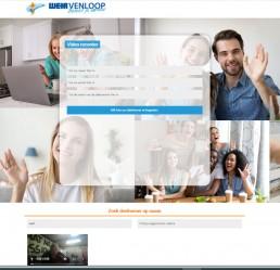 Online Omgeving Video Supporter